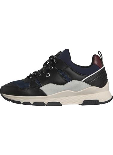 Tommy Hilfiger Kadın Sporty Chunky Sneaker Sneakers FW0FW04294 Renkli